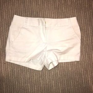 Pants - Jcrew white chino shorts 4